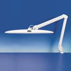 Stolní svítidlo LED pro osvětlení větší pracovní plochy, 21W, polohovatelné, s regulací osvětlení