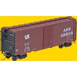 Zavřený vůz PS-1 délky 12.2m (40'), Ann Arbor 334