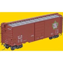 Zavřený vůz PS-1 délky 12.2m (40'), Grand Trunk Western 516651