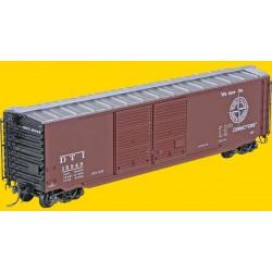 Zavřený vůz PS-1 délky 15.2m (50'), Detroit, Toledo & Ironton 15349