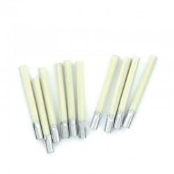 Náplň skleněných vláken do čistícího pera ø4 mm, 10 ks
