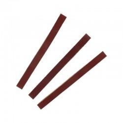 Smirkové pásy šíře 10 mm (pro brousítko PFL6010), hrubý, střední a jemný po 1 ks