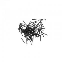 Hřebíčky černé, 10 mm dlouhé, 100 ks