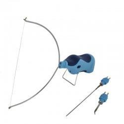 Styrosten - trojice nástrojů pro tepelné opracování (drátová řezačka, žhavý nůž a vypalovací hrot, bateriové)