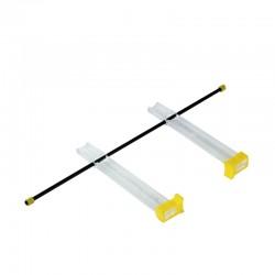 Svěrka Berna velká - 75 mm dlouhé čelisti, maximální rozevření cca 160 mm