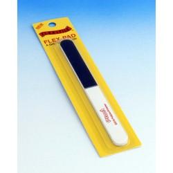 Leštící pilník Triple-grit pro závěrečnou úpravu povrchu (tři hrubosti pro dosažení vysokého lesku)