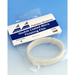 Oboustranná brusná páska (hrubost 150/320, šířka 12.5 mm)