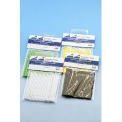 Štětečky a štětičky Microbrush po 10 ks od každého druhu (celkem 40 ks)
