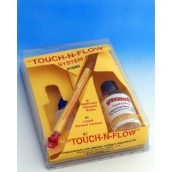 Systém Touch-n-flow - sada pro lepení (obsahuje aplikátor Touch-n-flow, nádobku pro plnění aplikátoru a lepidlo Plast-i-weld)