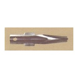 Čepel č.153 - řezbářské dlátko tvaru V, malé, 2ks