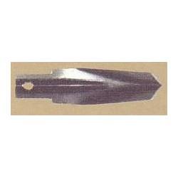 Čepel č.154 - řezbářské dlátko tvaru V, 2ks
