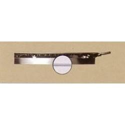 Pilový list č.134 - délka 125 mm, hloubka řezu 19 mm, 16.5 zubů/cm