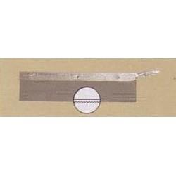 Pilový list č.136 - délka 125 mm, hloubka řezu 32 mm, 9.5 zubů/cm