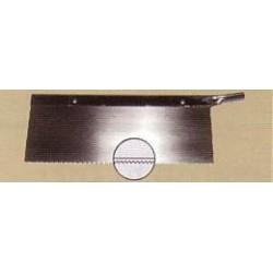Pilový list č.138 - délka 125 mm, hloubka řezu 50 mm, 6 zubů/cm