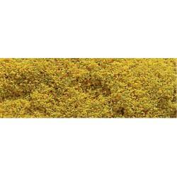 listoví jemné - žluté podzimní, 0.1m2