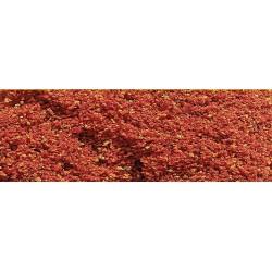 listoví jemné - červené podzimní, 0.1m2
